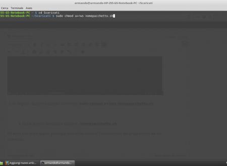 Come installare pacchetti .sh su Linux in pochi semplici passaggi